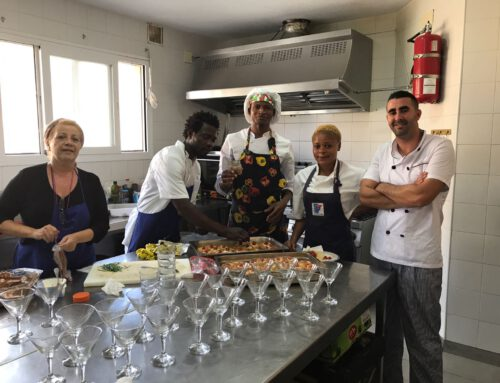 El Fondo Social Europeo apoya la Escuela de Hostelería para el año 2020